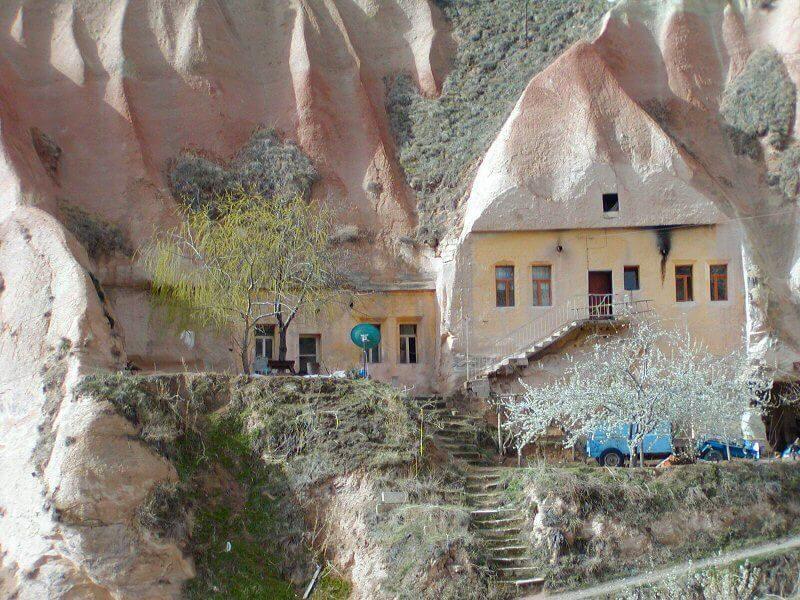 Cappadocia - the landscape
