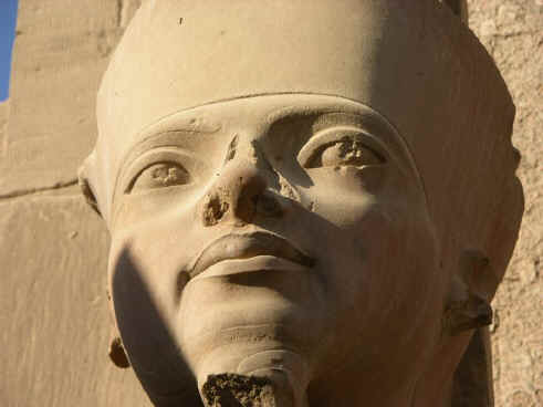 Amun Ra - The Karnak Temple